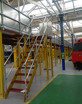 KITE Projects - Acton Depot - KITE Bespoke Metal Solution
