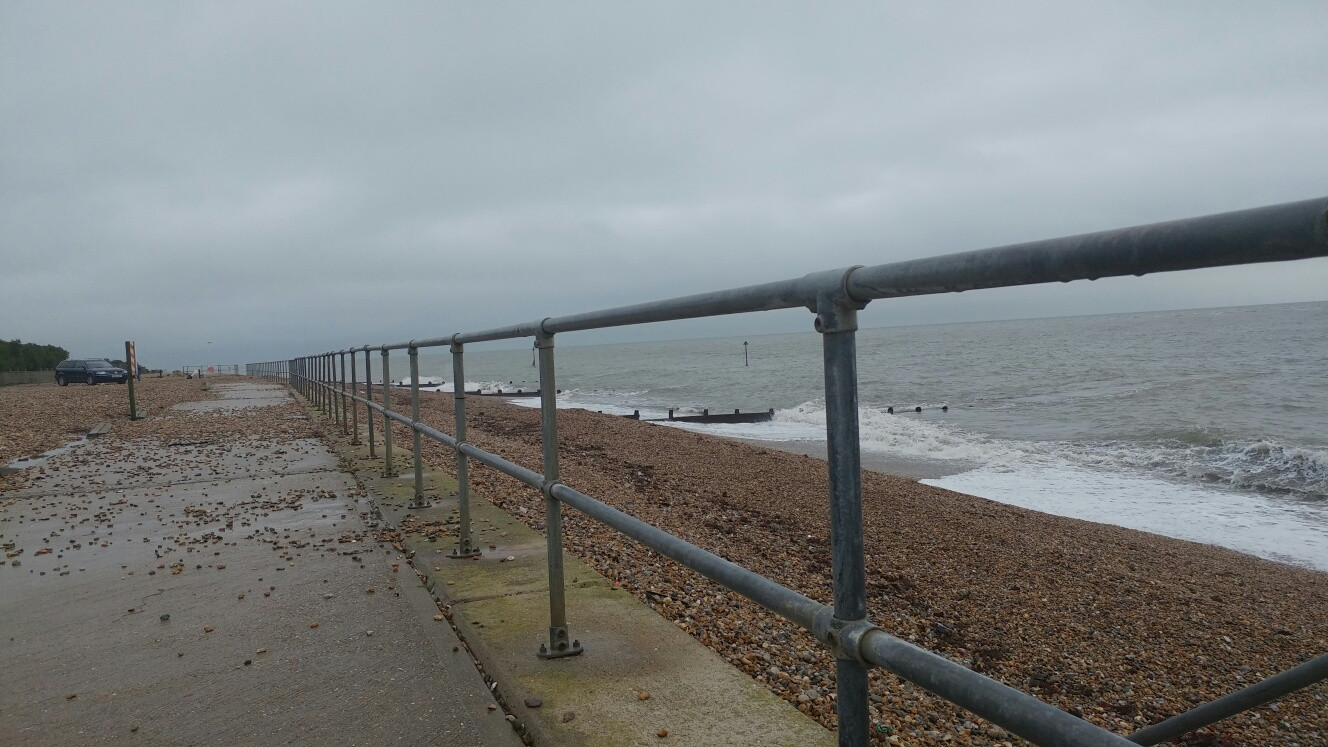 KITE Projects - Selsey - KITE Clamp Handrail