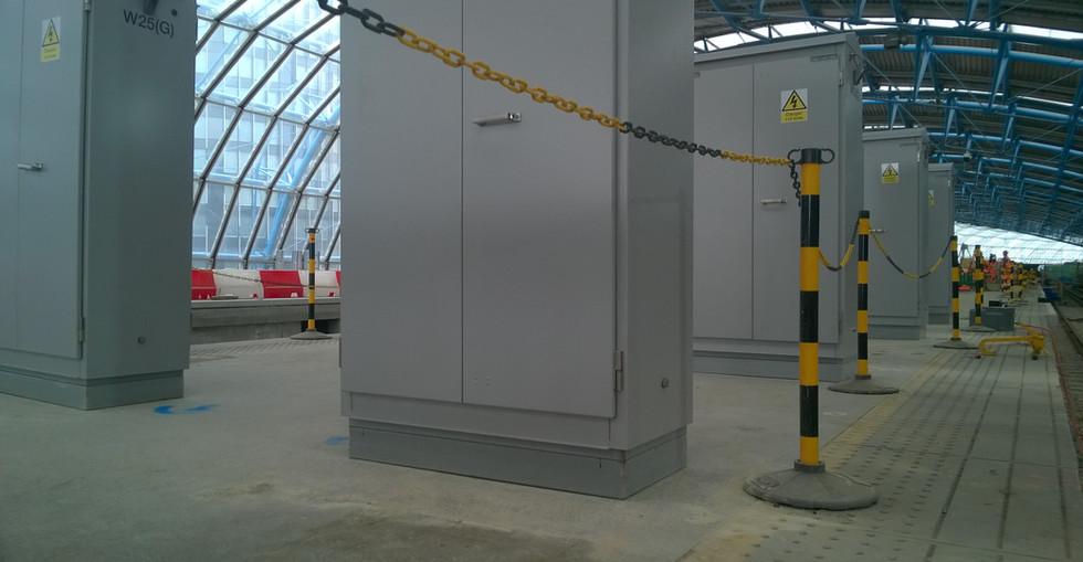 KITE Projects - Waterloo Station - KITE Bespoke GRP Solution