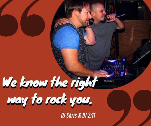 DJ Juice & DJ 2:11