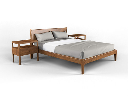 Livia Bed with Nightstands