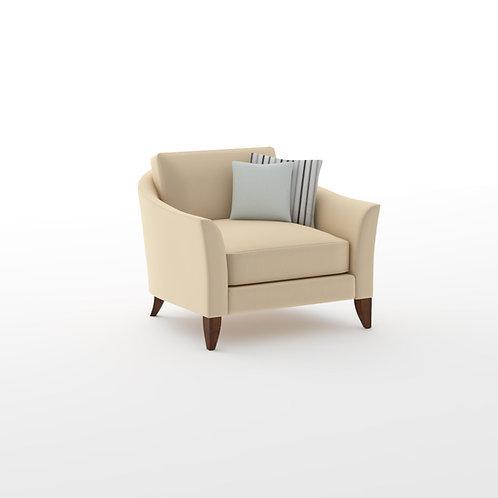 Dorthea 1-Seater Sofa