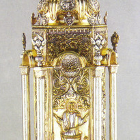 Two-Tone, Six Sided Tabernacle -- LG90T (small)