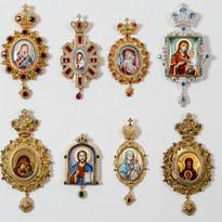 Bishop's Icon Pendants -- LG91H