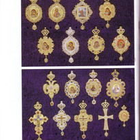 Pectoral Crosses and Bishop's Icon Pendants -- Large Catalog Page 16