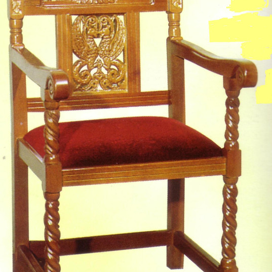 Bishop's Chairs -- LG90V2