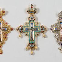 Pectoral Crosses -- LG91K