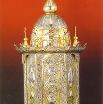 Two-Tone, Six Sided Tabernacle -- LG90T (Large)
