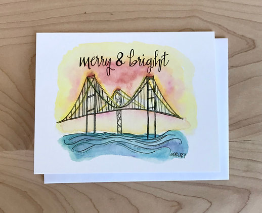 Bay Bridge Merry & Bright
