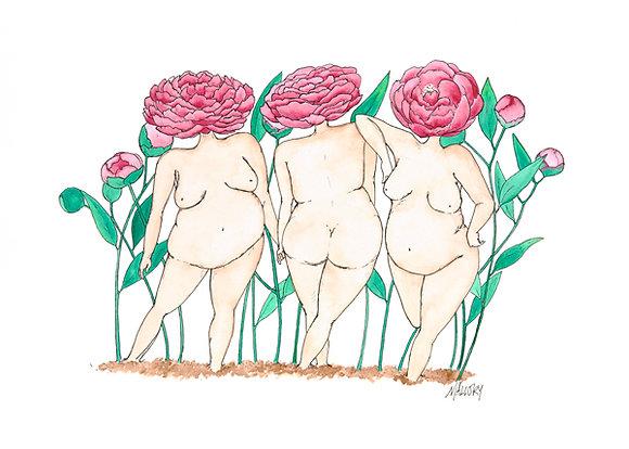 Garden Queens