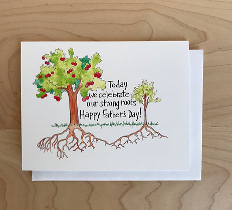Strong Roots Father's Day