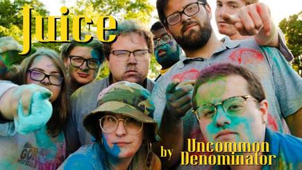 Juice Cover by Uncommon Denominator