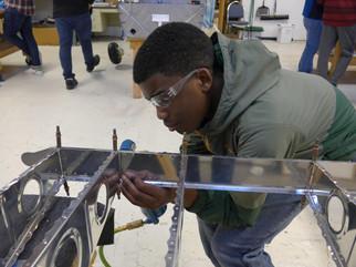 TeenFlight student in Hillsboro