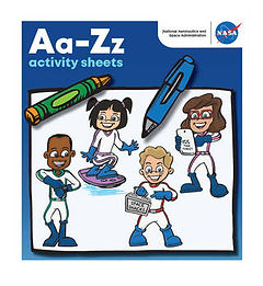 A to Z activity sheets.jpg
