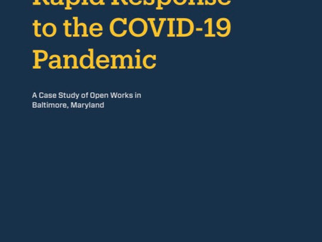 Now Available: A Makerspace's Rapid Response to the COVID-19 Pandemic
