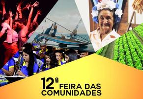 Amanhã (24) Começa a Feira das Comunidades em Paracuru