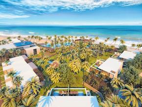 São Gonçalo: Resort de luxo em construção na Taíba vai gerar 600 empregos, entre diretos e indiretos