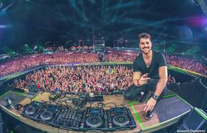 DJ Alok será mais uma atração no Réveillon de Fortaleza
