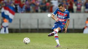 Bruno Melo segue em destaque no futebol Cearense