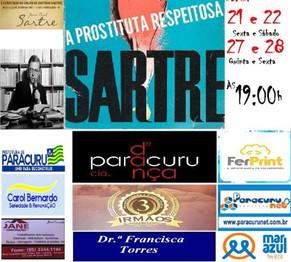 Companhia de teatro de Paracuru destaca-se em evento na Universidade Estadual do Ceará - UECE