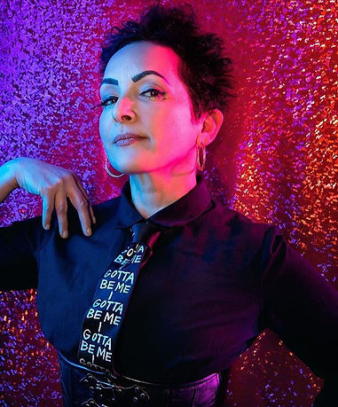 Jane Wiedlin of The Go Go's, Photo by Little Fang Photo