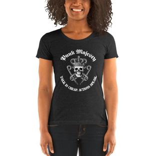 Ladies PM Logo T-shirt
