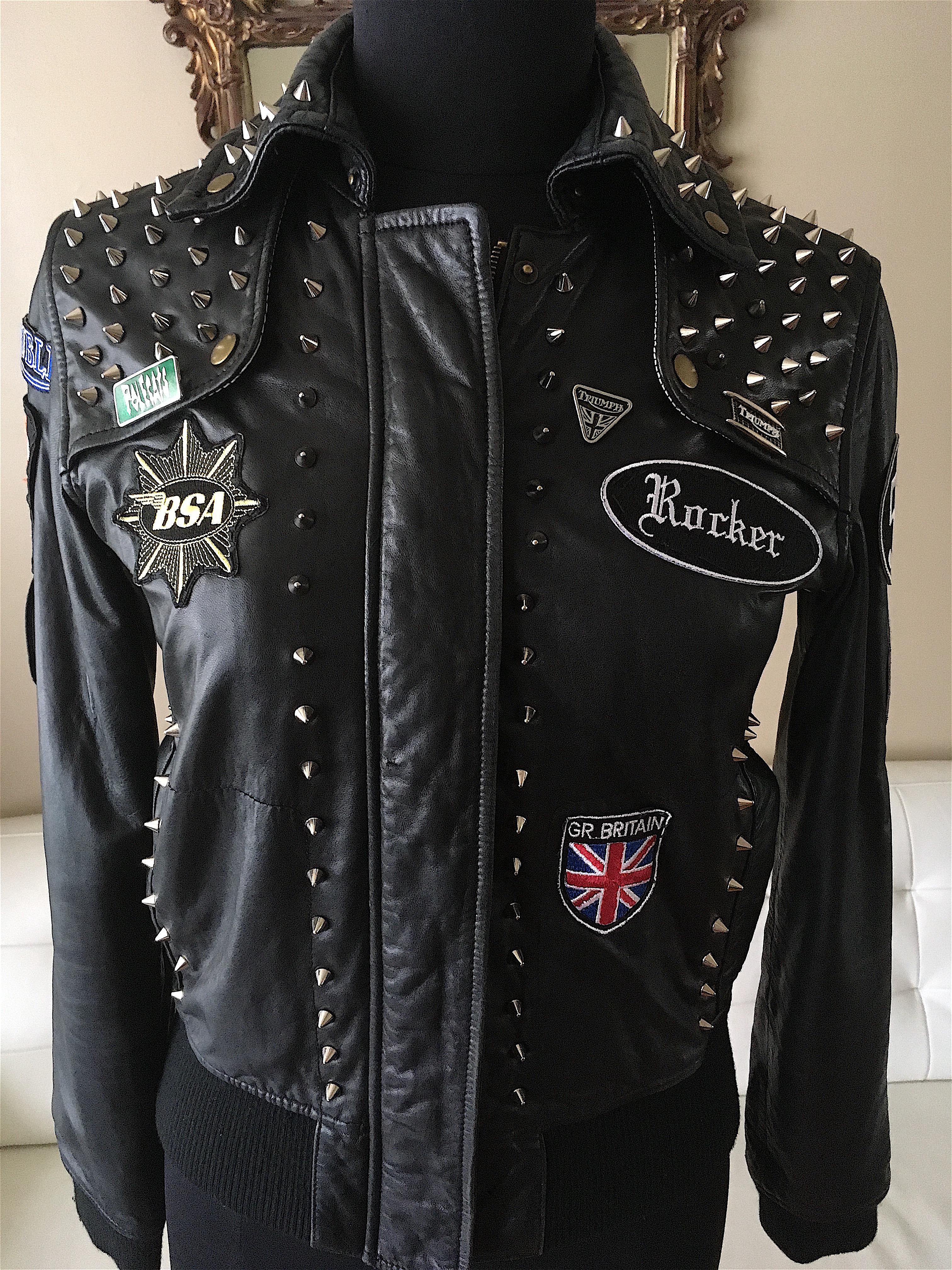 Rockerjacket