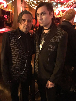 Punk Majesty-Marco & Reyka NYE 2017
