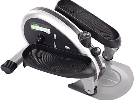 Keep in Shape in a Small Space! Stamina InMotion E1000 Compact Strider