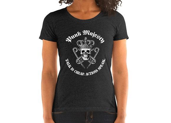 Punk Majesty Ladies T-Shirt