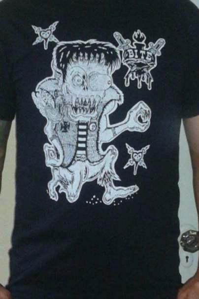 BITE CREATURE T SHIRT