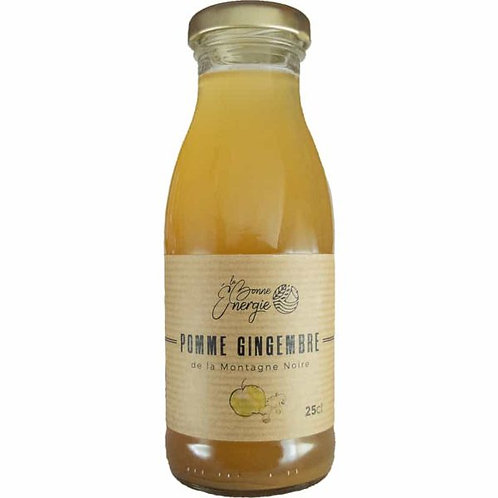 Pomme gingembre 25cL