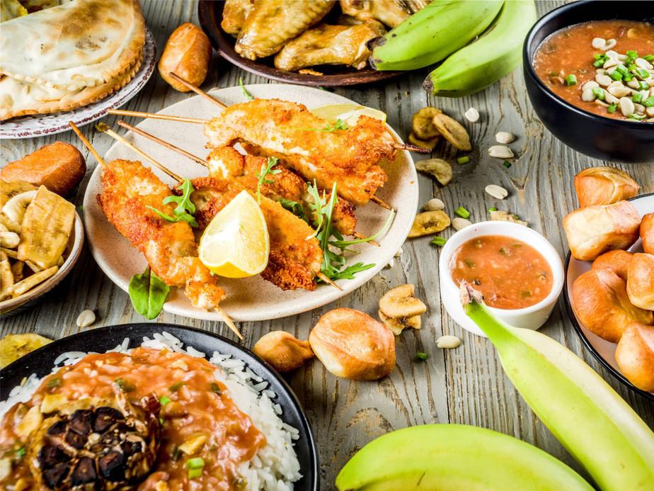 Terrafrika food traiteur