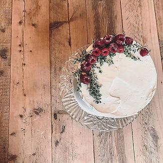 Want ja, er is altijd tijd voor taart.🌲