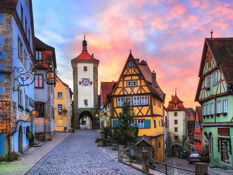 12 интересных фактов о немецком языке.