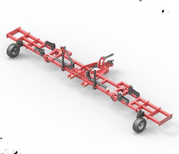 Avenger 3 Point NH₃ Toolbars