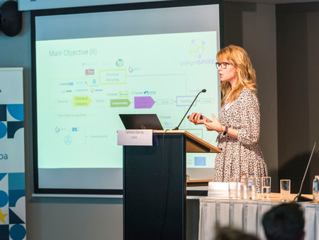 polynSPIRE took part at the EUROPEAN CHEMICAL RECYCLING CONFERENCE 2019