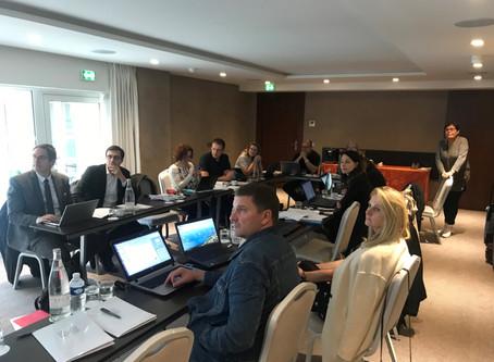UPSKILL Consortium held 2nd Steering Committee Meeting