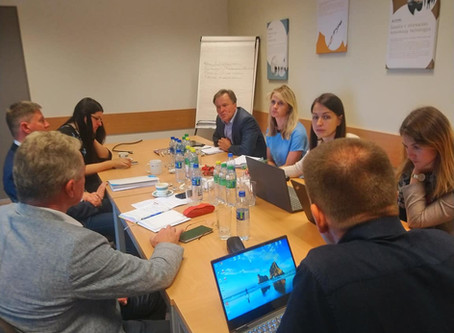 Meeting of Lithuanian Partners