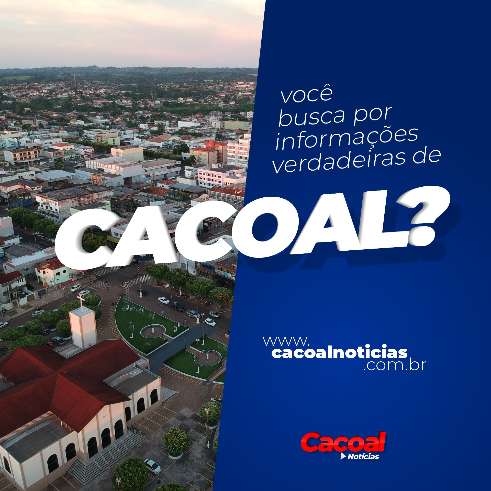 LOGO CACOAL NOTICIAS
