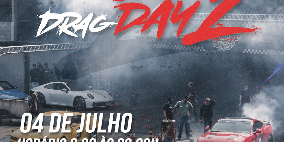 DRAG DAY PRIME AUTO CLUB