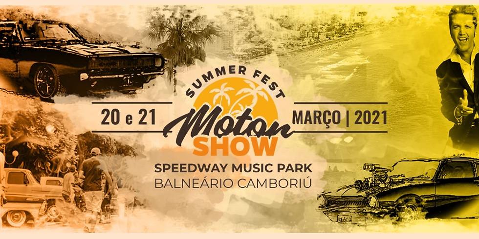 MOTOR SHOW SUMMER FEST 2022