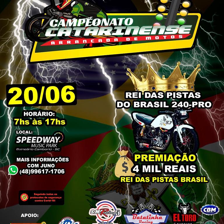 CAMPEONATO CATARINENSE ARRANCADA DE MOTOS