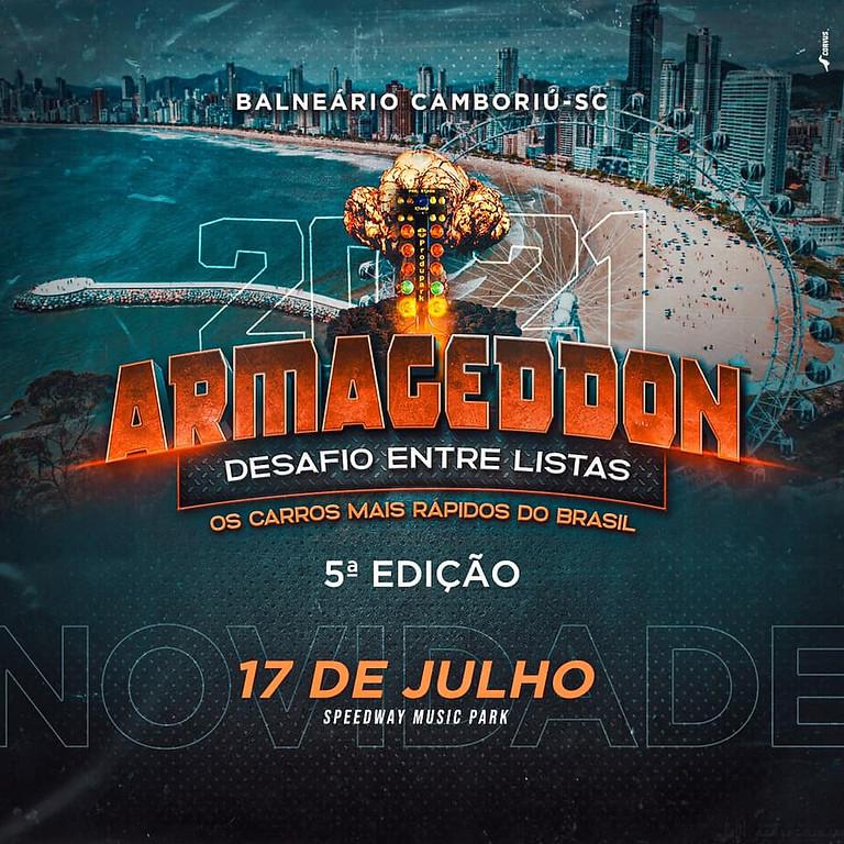 ARMAGEDDON - DESAFIO ENTRE LISTAS