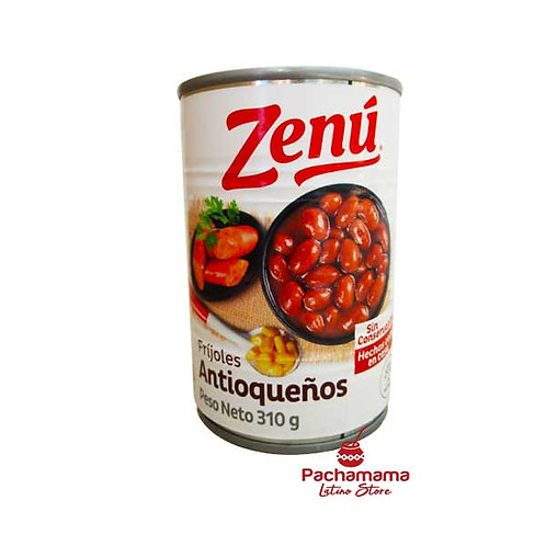 Colombian style red kidney beans, frijoles Antioquenos buy pachamama latino store