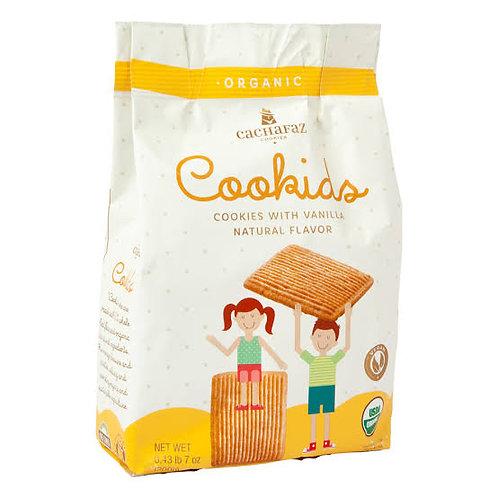 Cachafaz Organic cookies
