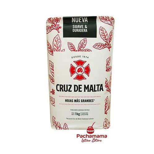 Yerba Mate Cruz De Malta 1 Kg buy now tienda pachamama latino store new zealand