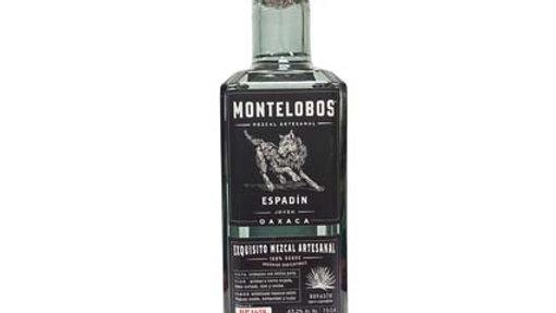Mezcal Montelobos Espadin