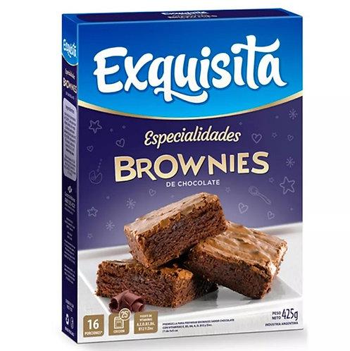 Exquisita Chocolate Brownies