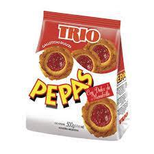 Trio Pepas Membrillo (quince) 500g